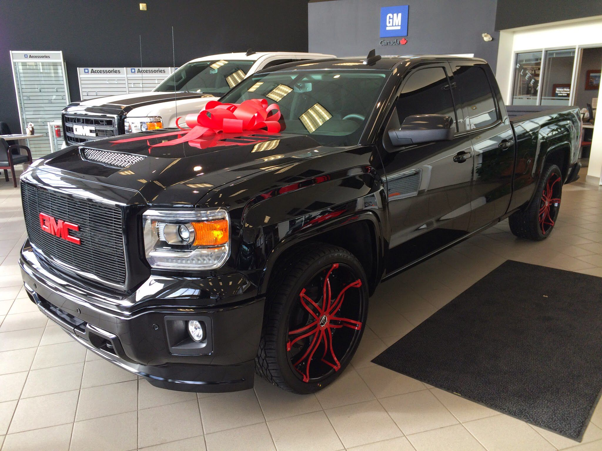 2015 gmc sierra 1500 all terrain slt with all the trimmings ready for the auto show