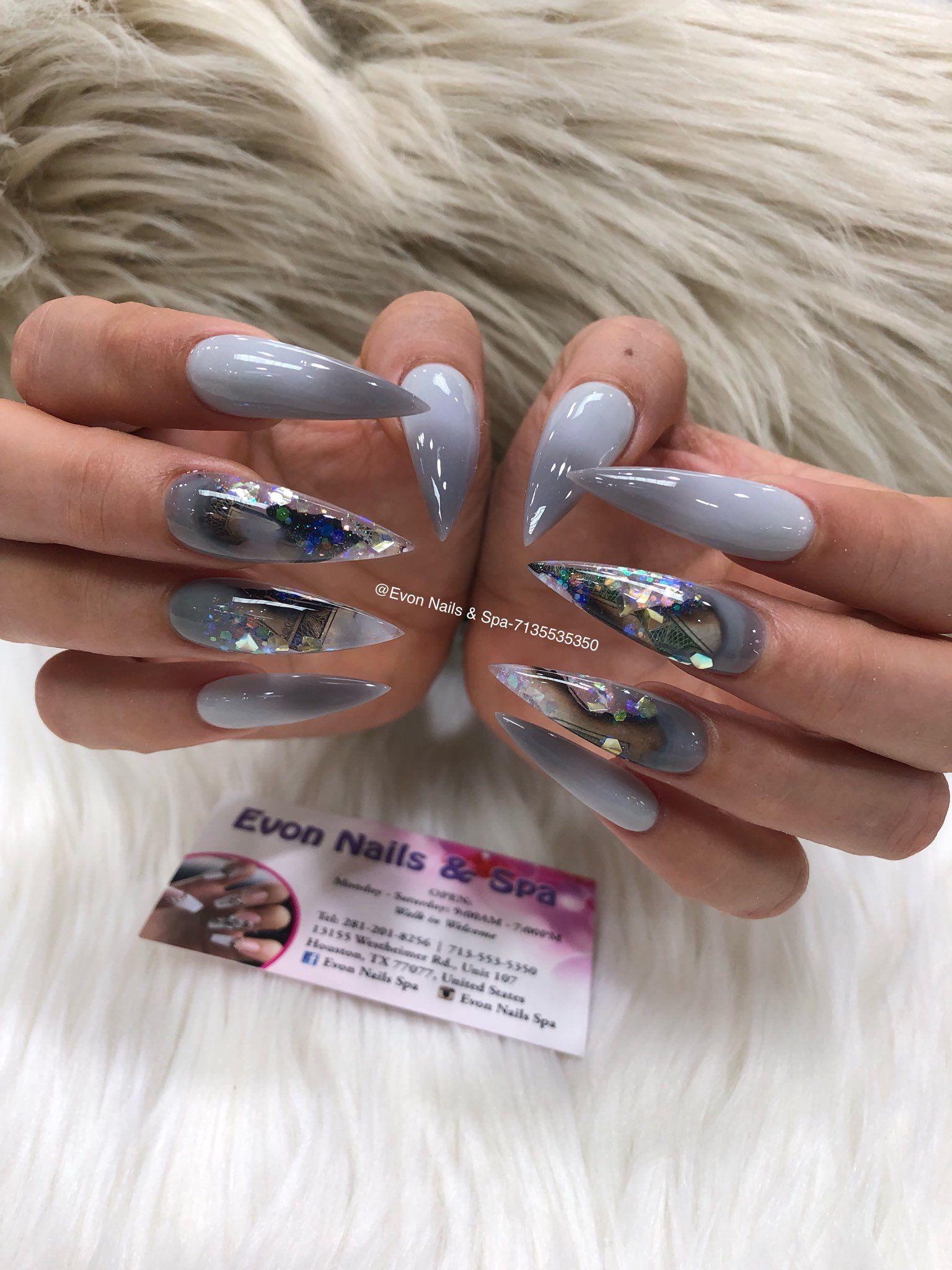 Pin By Lavish Fashions On Nails Nail Games Nail Spa Nails