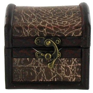 Hobby Lobby Decorative Boxes Reptile Wood & Leather Box  Shop Hobby Lobby 399  Storage And