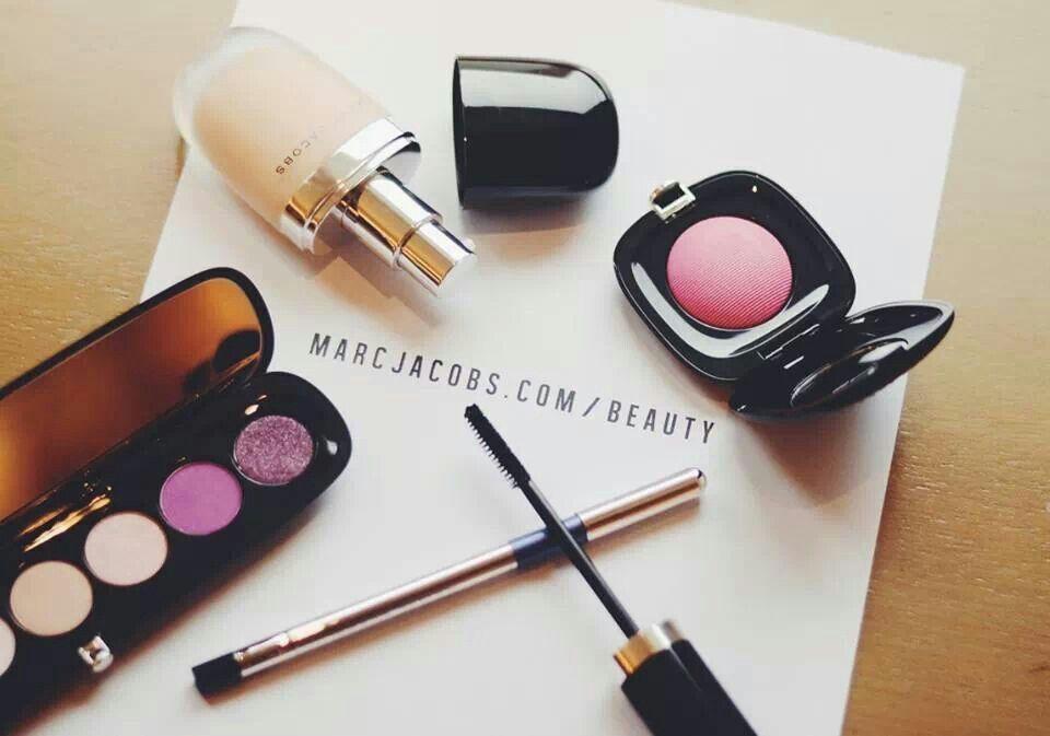 Marc Jacobs launches beauty line