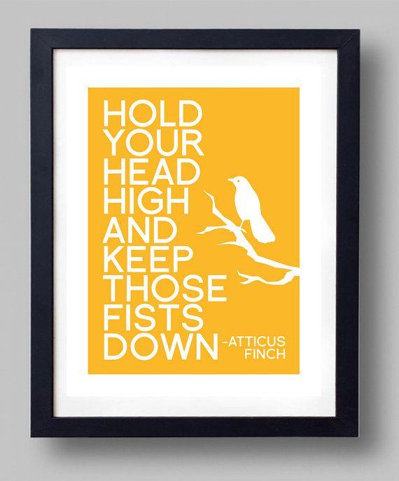 000 To Kill A Mockingbird Atticus Finch CUSTOMIZABLE quote
