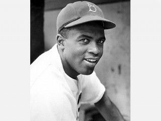 An All Around Gifted Athlete Jackie Robinson Broke The Color Barrier In Mlb Jackie Robinson Jackie Robinson Day Ken Burns Documentaries