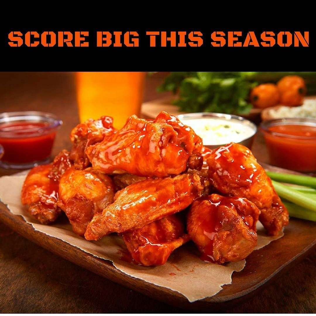 Score big this football season with delicious hot wings