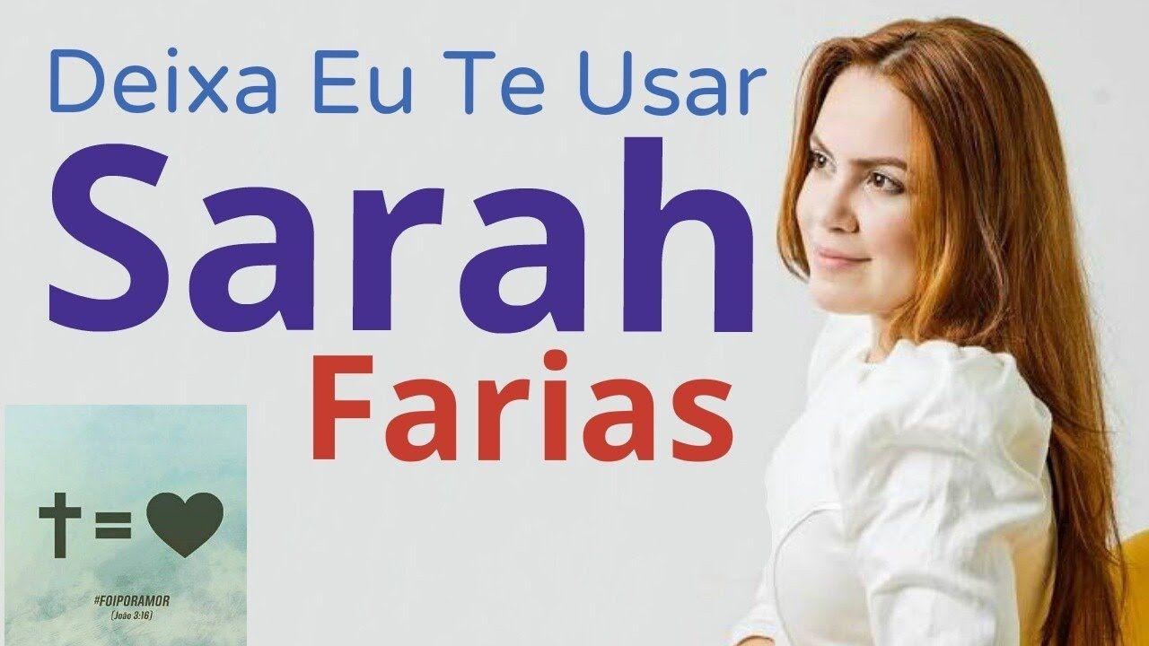 Deixa Eu Te Usar Sarah Farias Legendado Sarah Farias Me Deixa