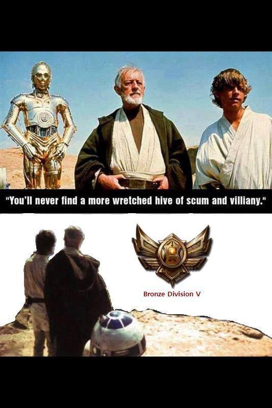 League Of Legends Star Wars Humor Star Wars Geek Star Wars