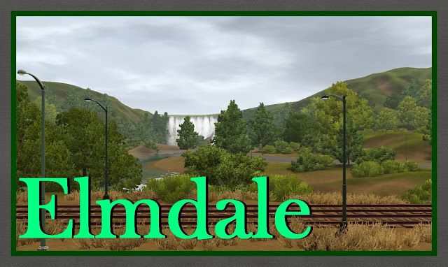 Elmdale medium Sims 3 World with 146 lots by Helga | Sims3⃣