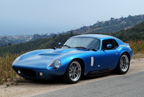 2013 Shelby CSX 9000 Daytona Coupe