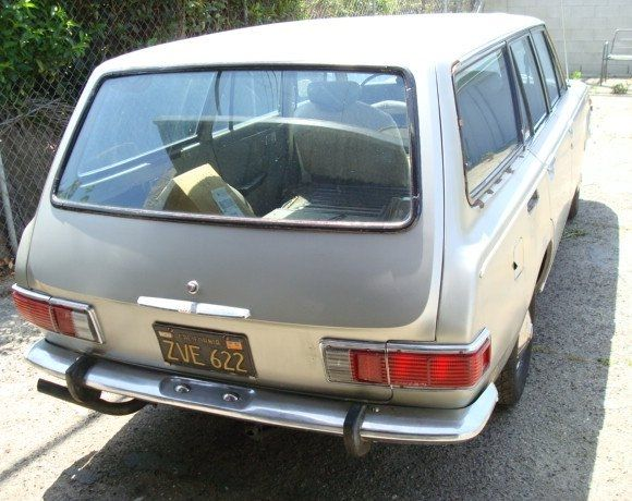 """The 1969 Toyota Corona Wagon my dad bought for the kids to drive was referred to by my older brothers and sisters as the """"getto cruiser."""" We had to park it on a hill because the only way to get it started was popping the clutch with the classic rolling start. I also remember clearly a hole the size of a large softball in the floor board that allowed us to see straight through to the road below."""