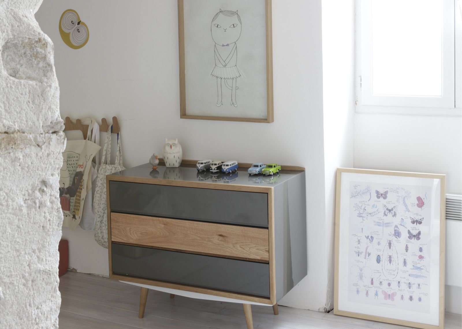 Commode inspiration pinterest decoration and interiors - Commode style scandinave ...