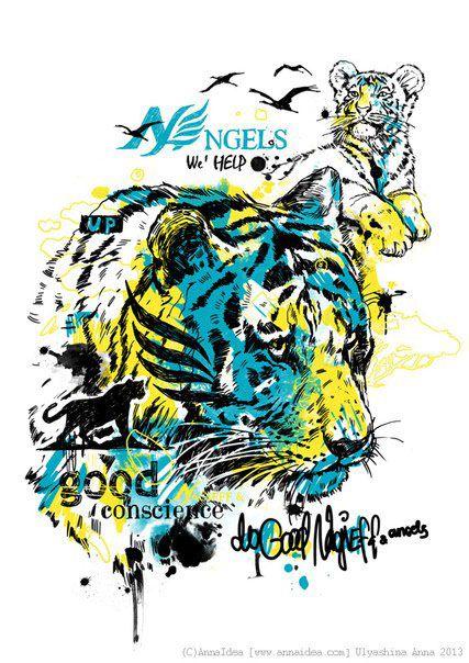 Nagieff&Angels Prints on Behance