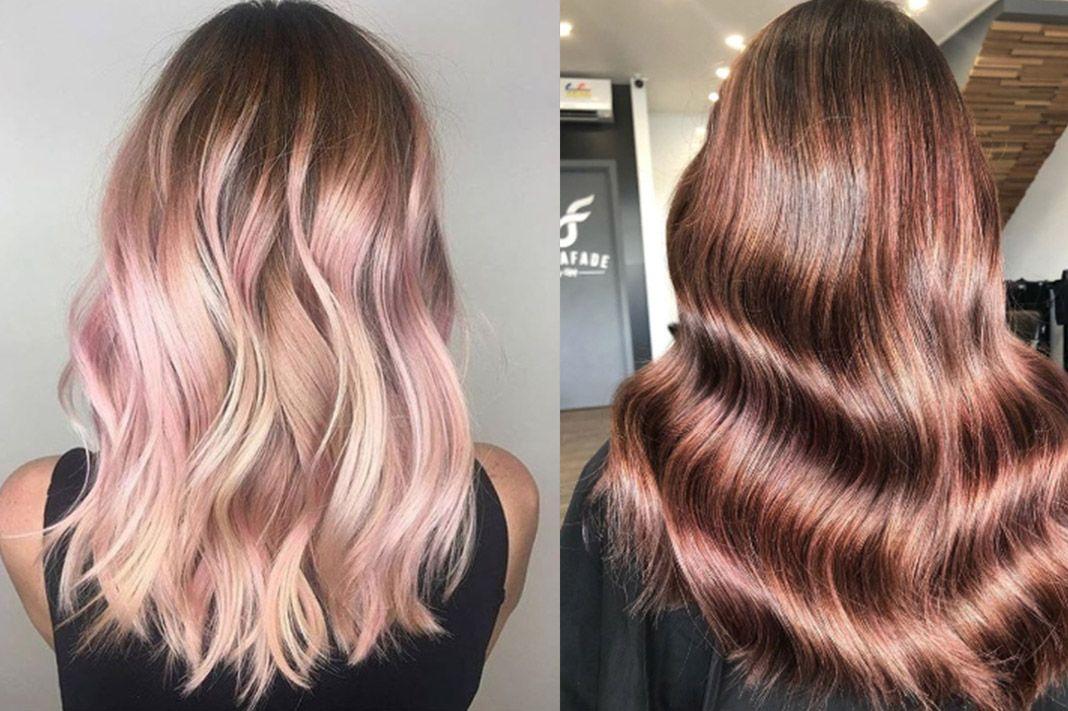 32++ Pink undertones hair trends