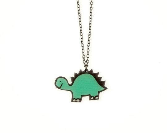 Personalized Fun Quirky Necklaces by Unicorn Craft Arts | Hatch.co