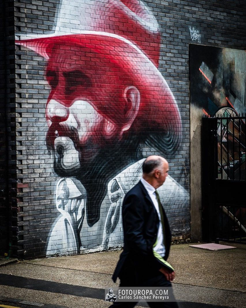 Barrio Shoreditch: Corbata Y Cowboy En El Barrio De Londres #shoreditch
