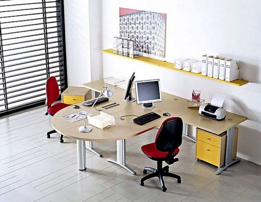 Home Office Furniture For Two People Google Search Small
