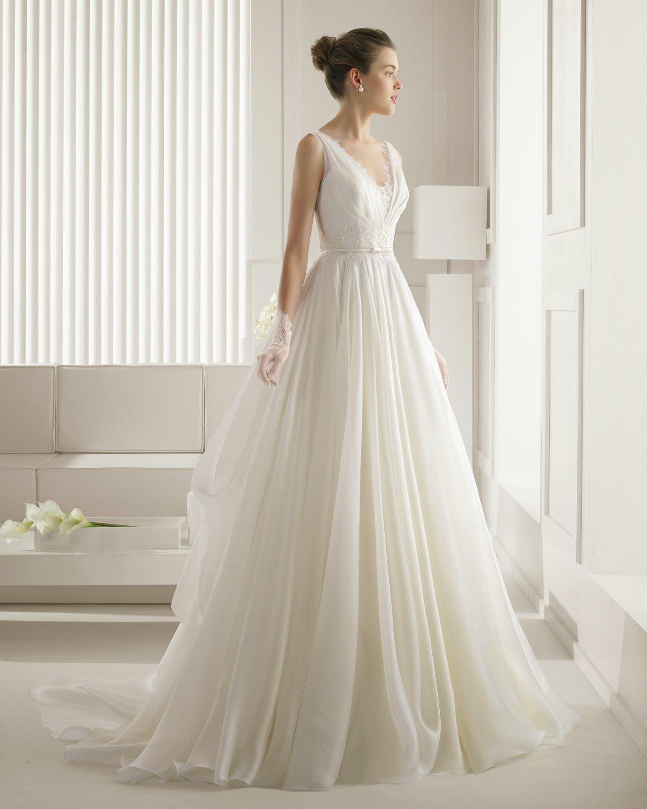 Vestidos de dia para una boda 2015