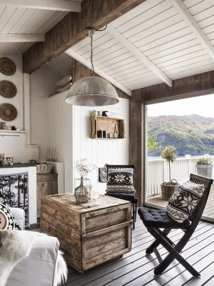 ccpy interior design 34 stunningly scandinavian interior designs home design Vintage Home Decor Livingroom. Living room in a white rustic Scandinavian  cottage