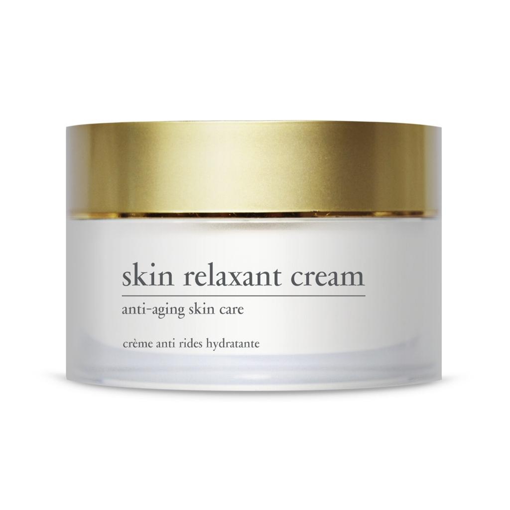 SKIN RELAXANT CREAM 50ml Skin care cream, Cream, Skin care