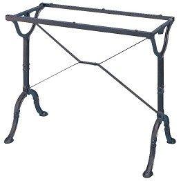 Cast Iron Pub Table Bases   Bistro TT101