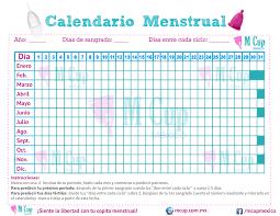 calendario menstrual em portugues