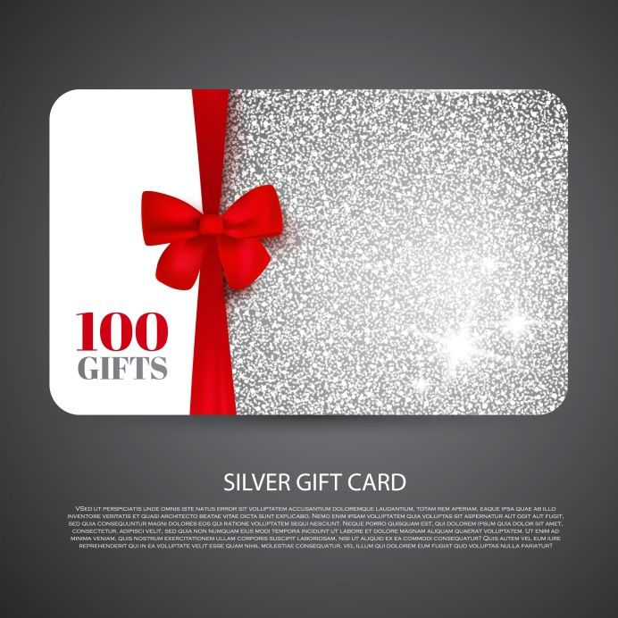 Free gift card design Social Pinterest Free gift cards - gift card template