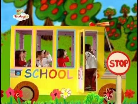 Kinderliedjes Babytv De Wielen Van De Bus Youtube