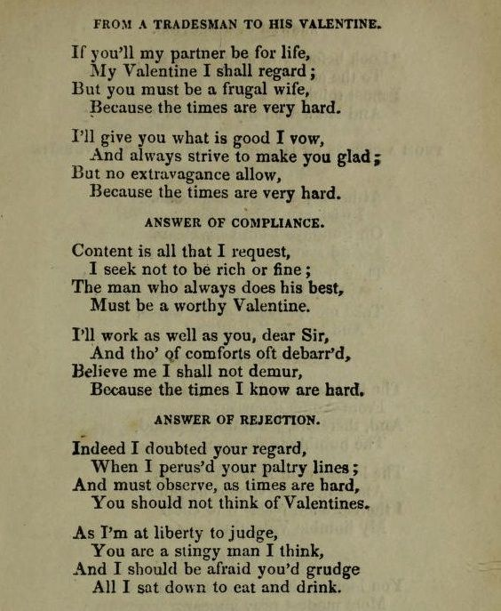 Form letter valentines for 19th century lovers form letter form letter valentines for lovers in his fashionable gentlemans valentine writer for british publisher thomas richardson gave readers text of sample spiritdancerdesigns Images