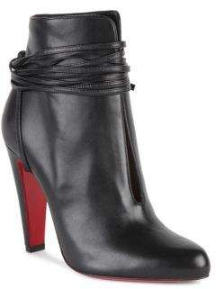 Christian Louboutin S.I.T. Rain 100 Leather Booties