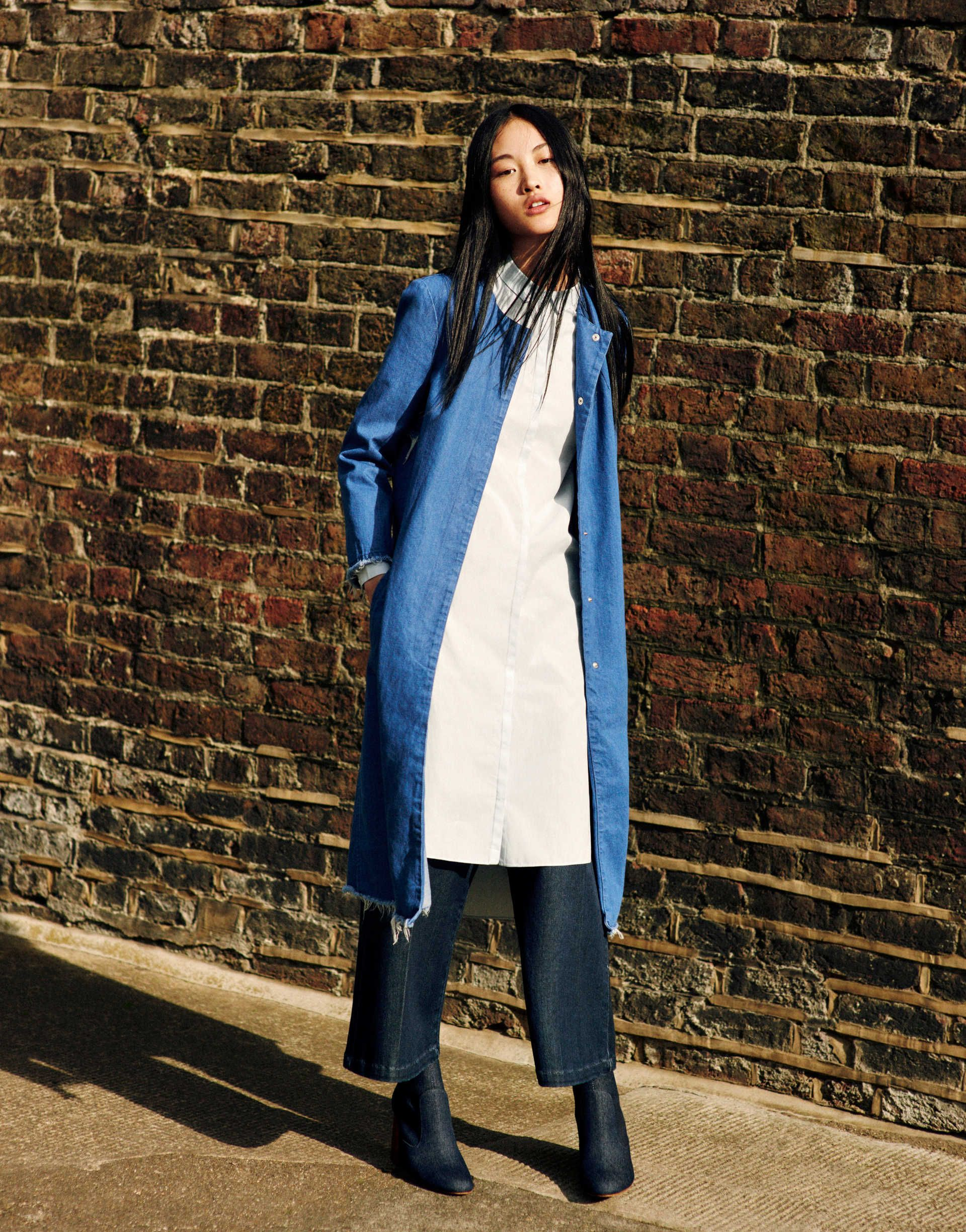 zara trf aw15 #zaracampaign | outfit & street style | pinterest