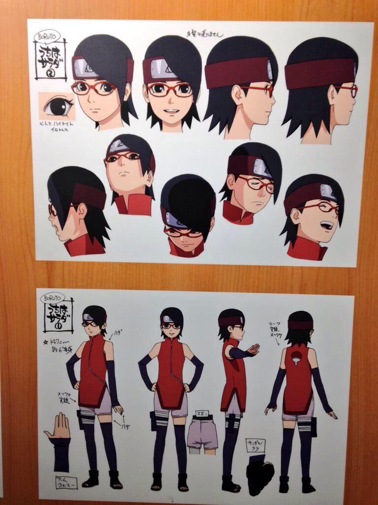 Tumblr Nru2rsi2ak1tlhz57o2 1280 Jpg 768 1024 Boruto Naruto The Movie Naruto Sketch