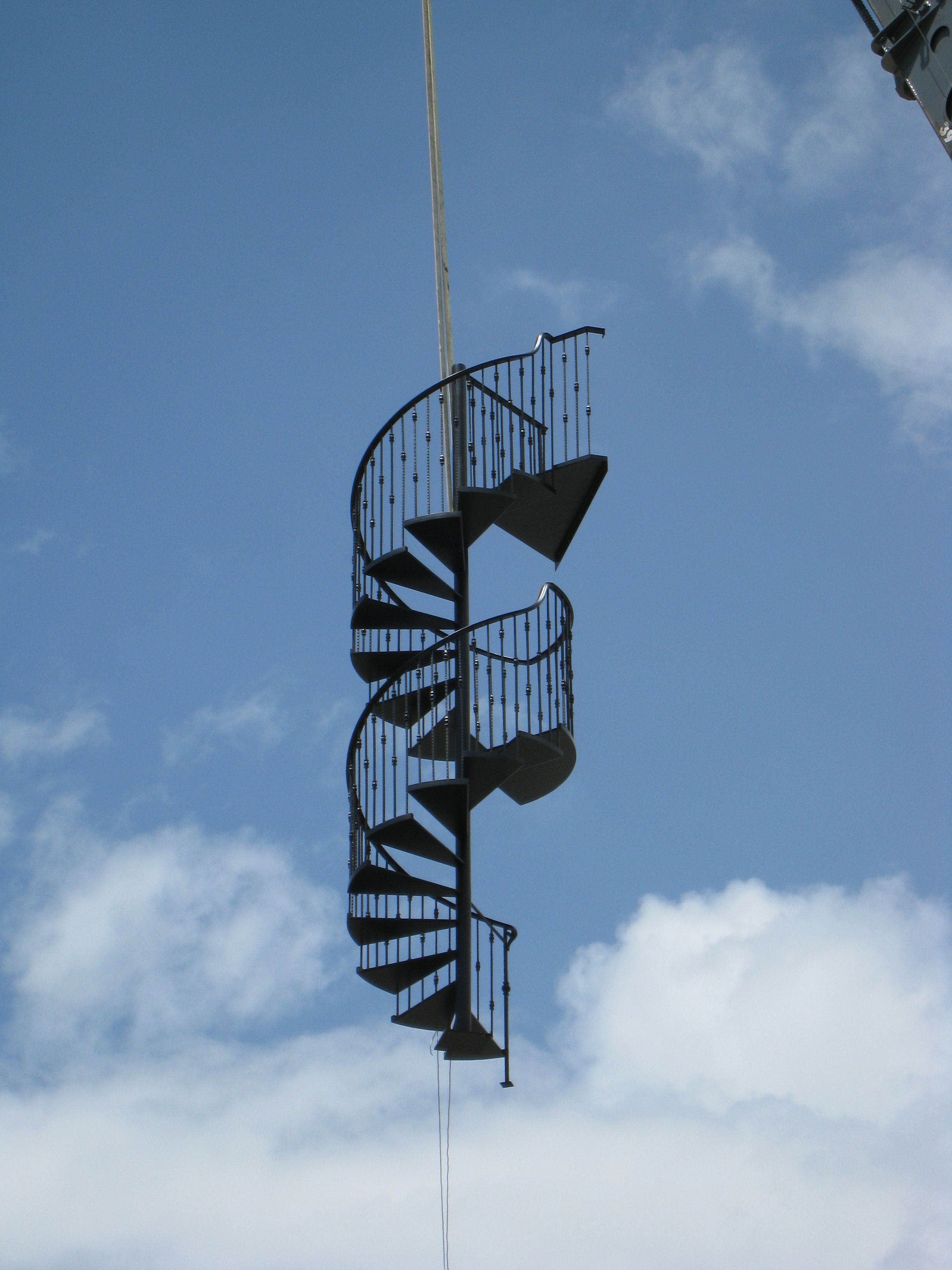 Best Spiral Stair Gates Stairs Pinned By Www Modlar Com 640 x 480