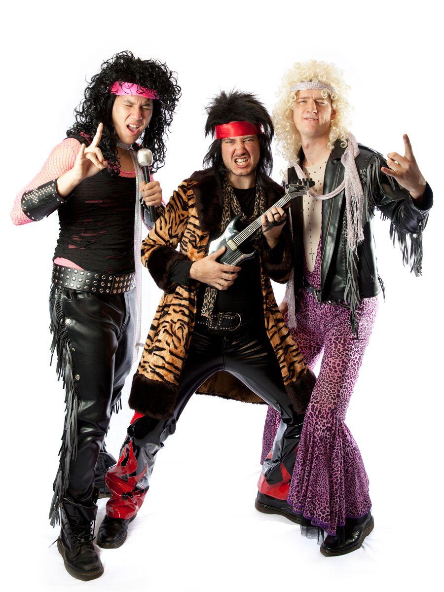 80's rock costume Google Search 80s rocker costume