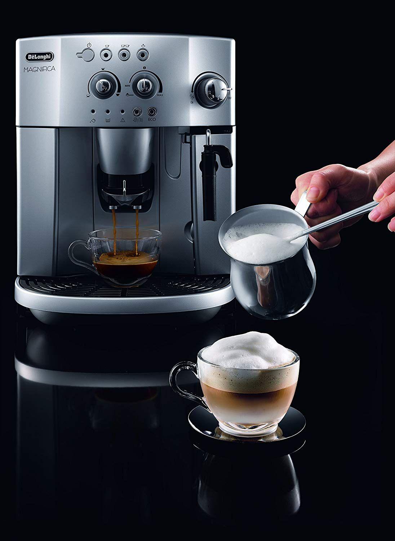 Delonghi Magnifica Esam 4200s Bean To Cup Silver Amazon