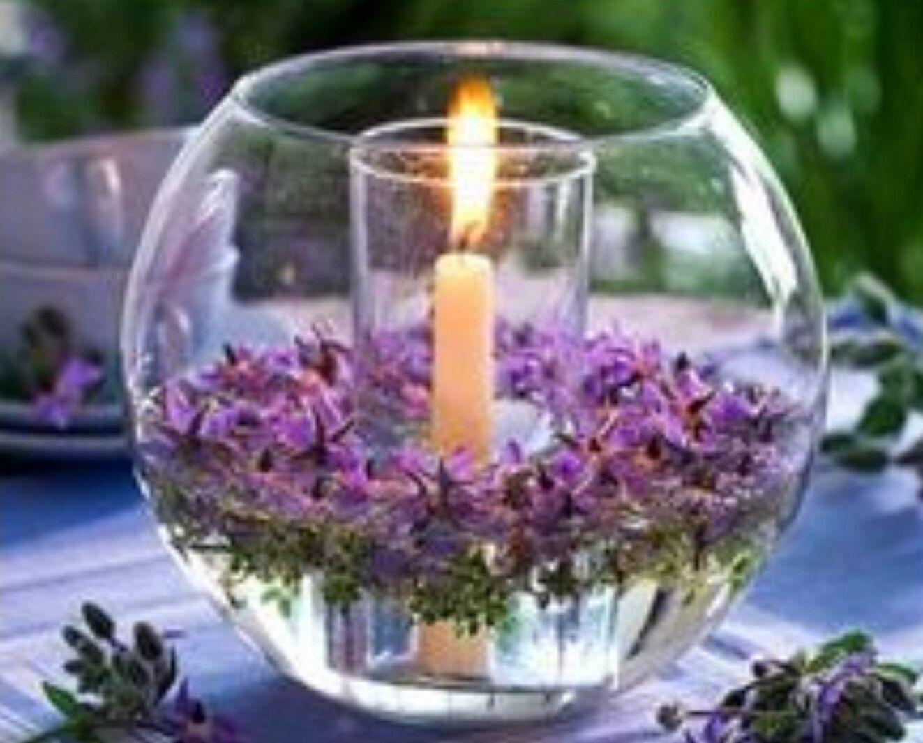 Lavender decor for wedding Lavender decor  Manualidades  Pinterest  Lavender decor Yard