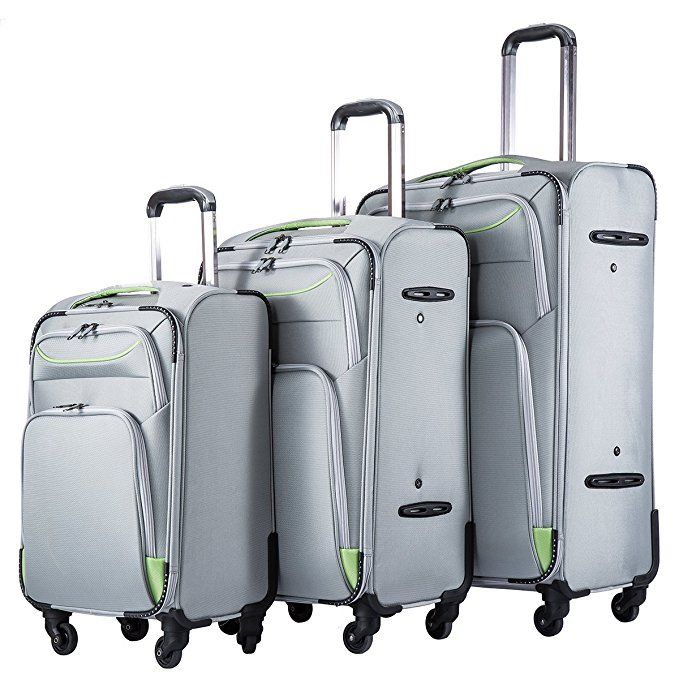 Top 10 Best Luggage Sets In 2017 Reviews