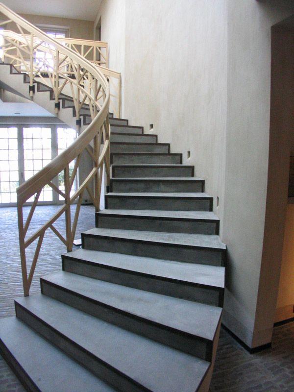 escalier beton beal deco pinterest. Black Bedroom Furniture Sets. Home Design Ideas