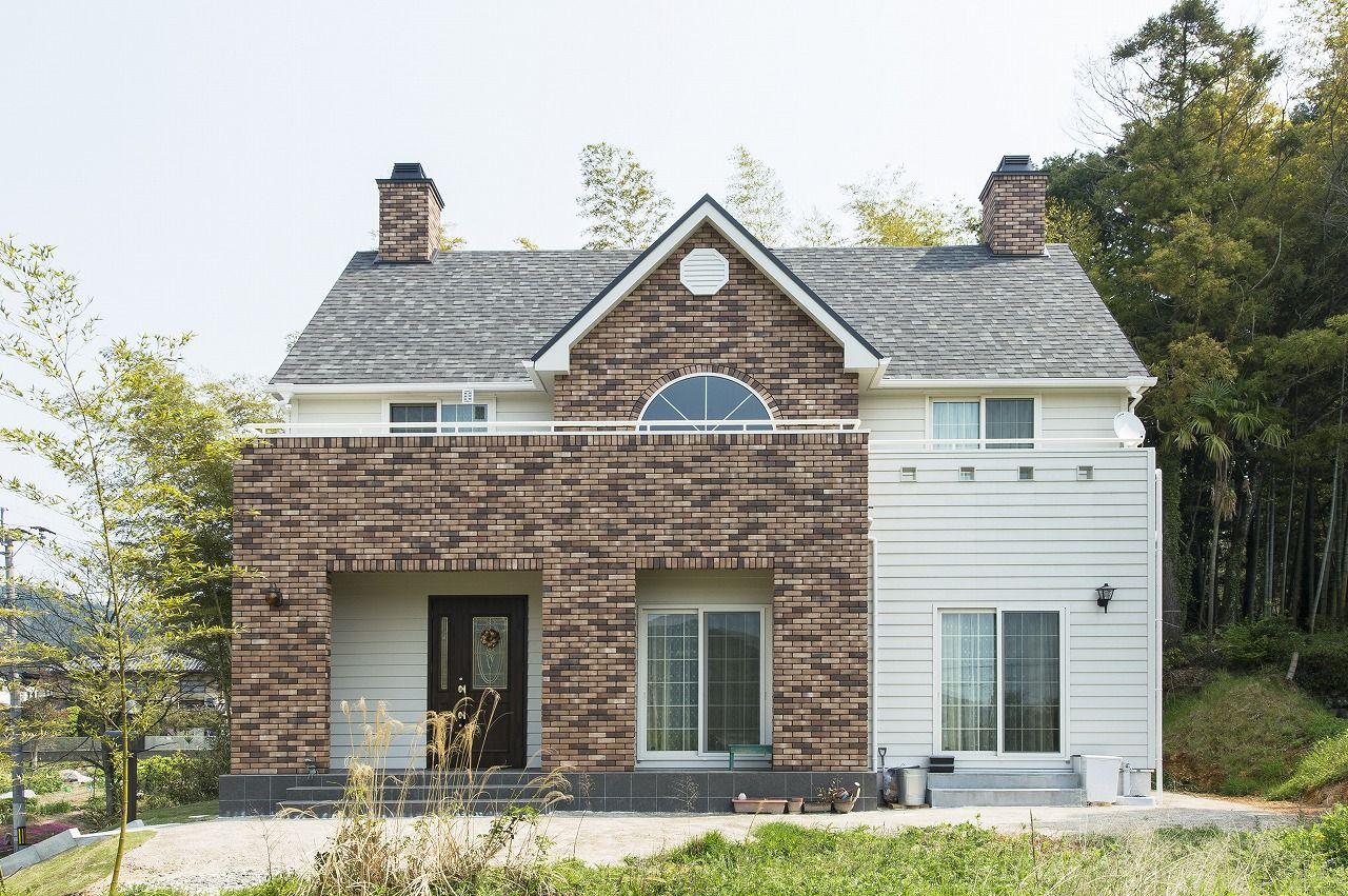スキップフロアが楽しい家 北米スタイル 輸入住宅施工事例 ホーム