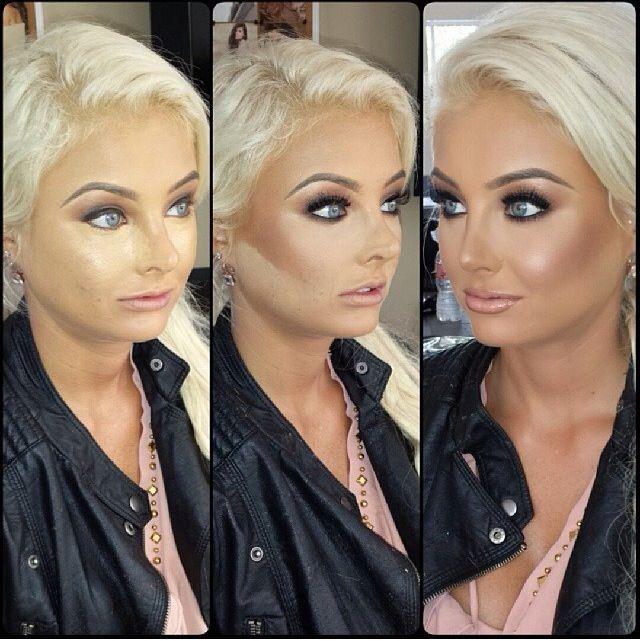 War Paint Does Wonders Makeup For Blondes Hair Makeup Hair Beauty