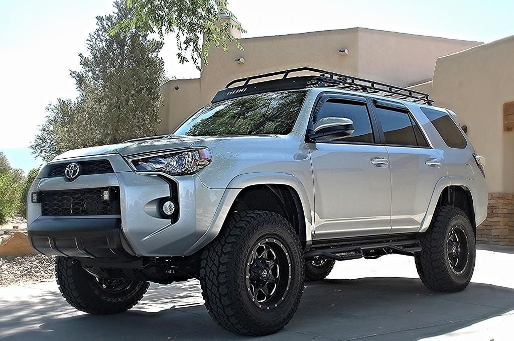 Desert Dawg build...what a switch! Page 8 Toyota