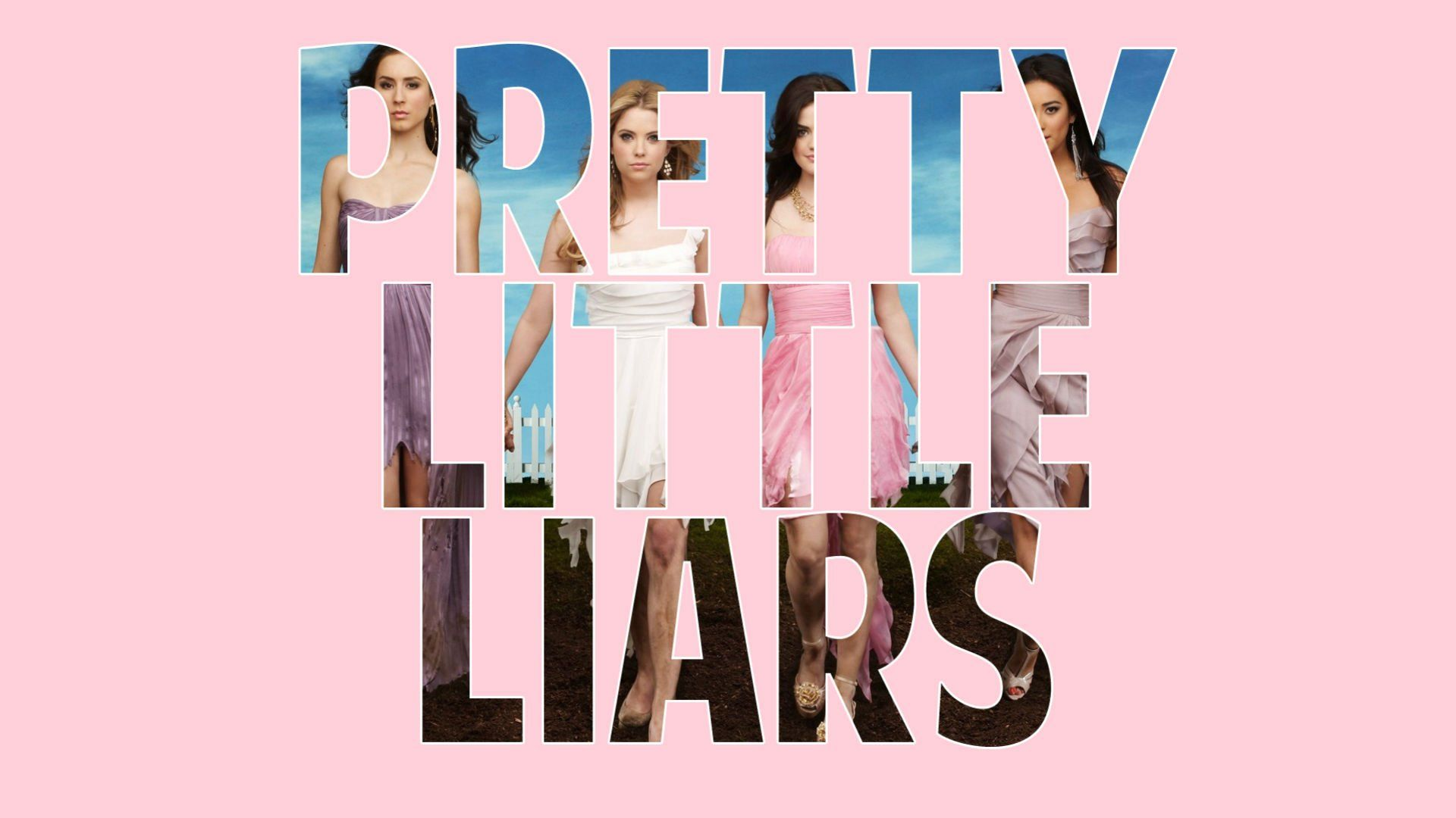 Pretty Little Liars Desktop Wallpapers Wallpapers Backgrounds Images Art Photos Pretty Little Liars Pretty Litle Liars Little Liars