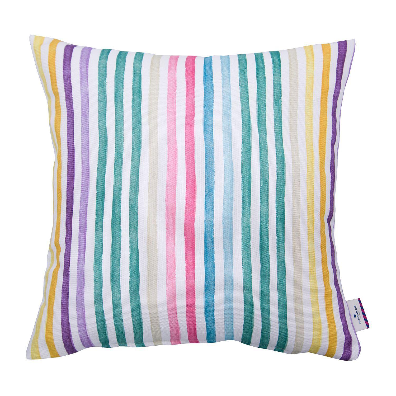 Kissenhuelle T Rainbow Stripes Products Kissen Textilien Und