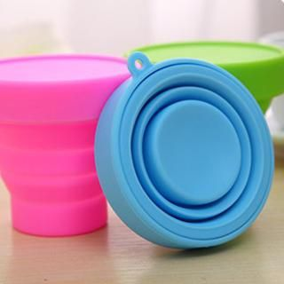 Buy 'Good Living – Foldable Travel Cup' with Free International Shipping at YesStyle.com. Browse and shop for thousands of Asian fashion items from China and more!