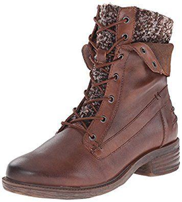 Amazon.com | OTBT Women's Carlsbad Combat Boot | Ankle & Bootie