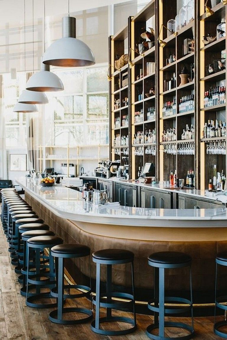 20 Stunning Cocktail Bar Interior Will Further Save Your Budget
