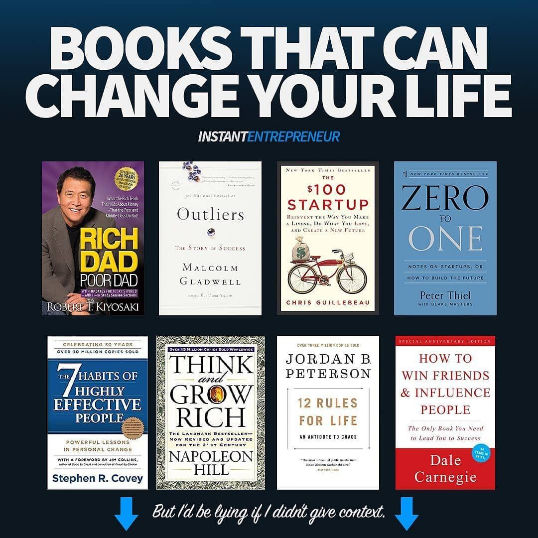 Here Are 8 Books That Can Change Your Life However For Most
