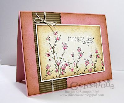 Simply Soft - gorgeous stamping, watercoloring, card layout!