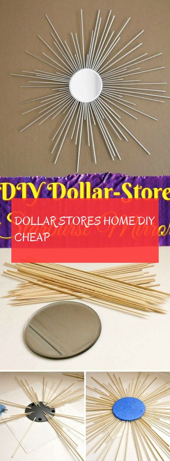 Dollar Stores home diy cheap