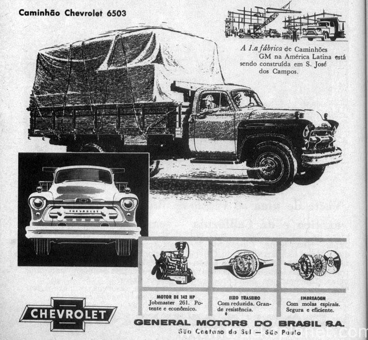1957 Brazil Chevrolet Truck 1957 Chevrolet 6500 1957 Chevrolet 6500 1957 Chevrolet 6500 1957 Chevrolet Trucks 1957 Chevrolet Chevrolet