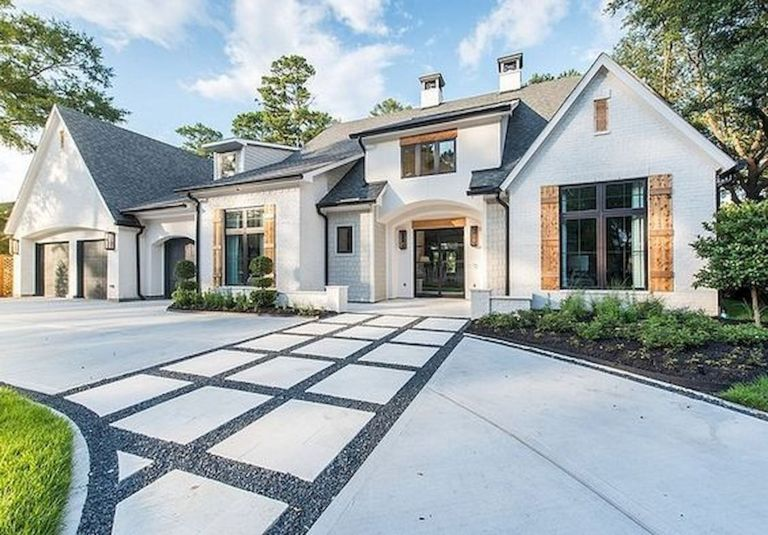 60 Most Popular Modern Dream House Exterior Design Ideas 53 House Designs Exterior Dream House Exterior House Exterior