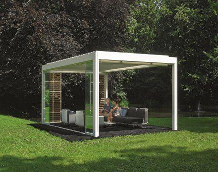 terrassen berdachung renson camargue freistehendes. Black Bedroom Furniture Sets. Home Design Ideas