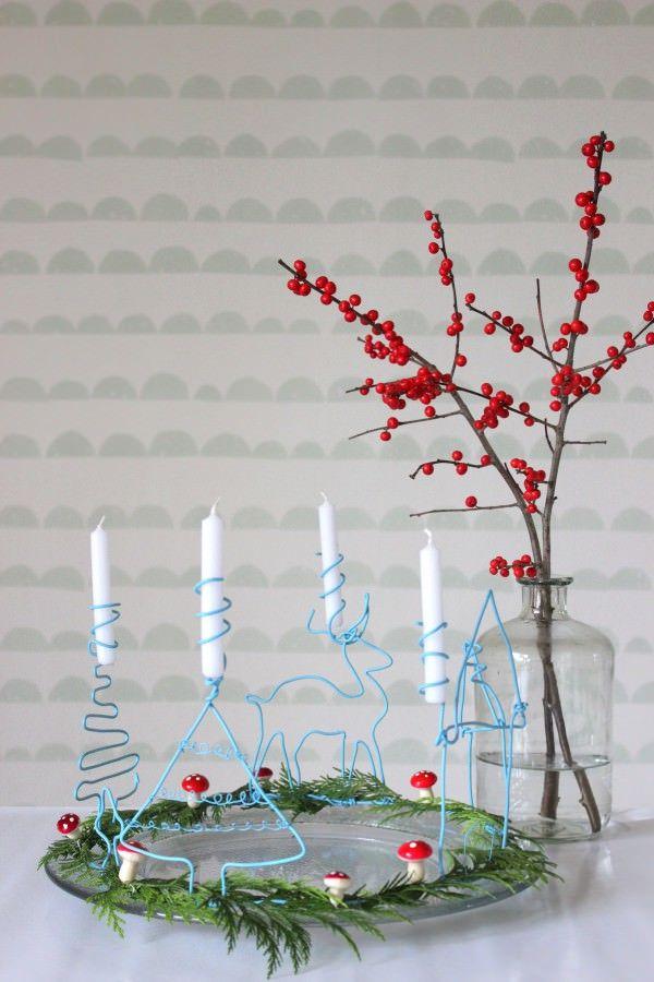 seit wann gibt es den heutigen adventskranz frohe. Black Bedroom Furniture Sets. Home Design Ideas